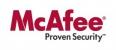 McAfee. Логотип.